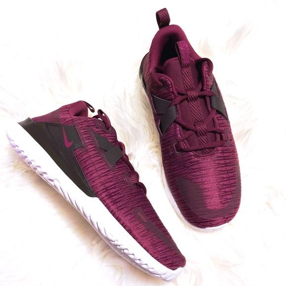 nike sneakers bordeau
